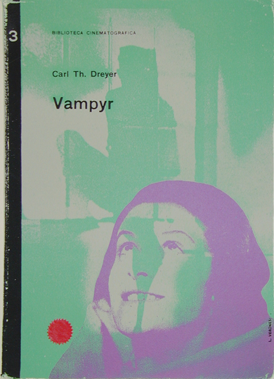 Vampyr, from In Our Time: Covers for a Small Library After the Life for the Most Part by R. B. Kitaj at Robert Brown Gallery