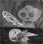 Ethereal by Roger Ballen at Robert Brown Gallery